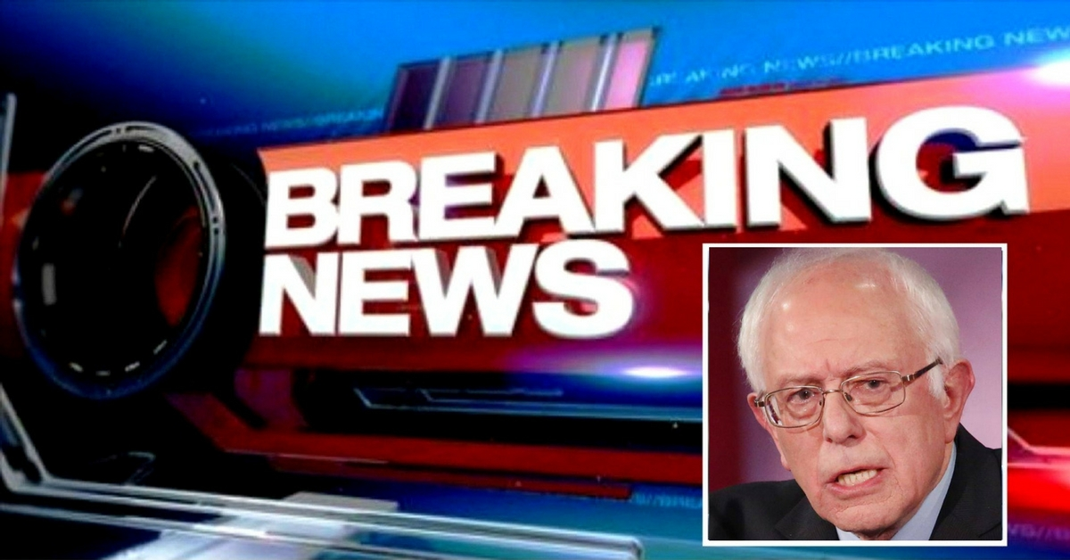 Bernie Sander's Just UNCOVERED The Truth Behind The RUSSIAN Meddling -- And It Leads Back To Trump!