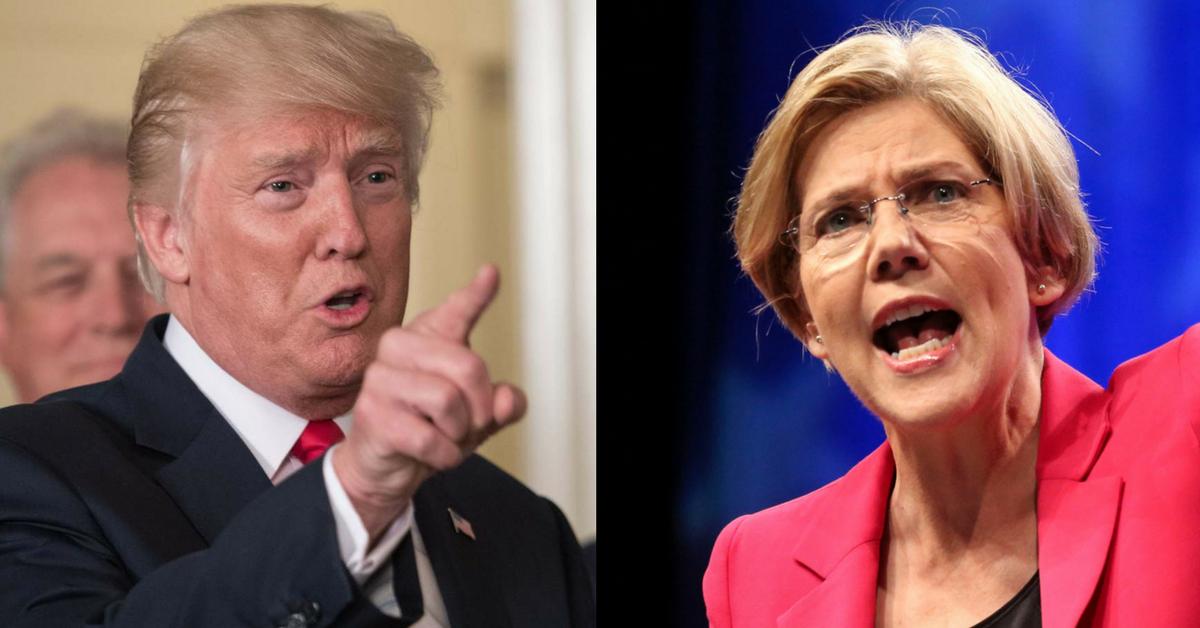 "DEVELOPING: Senator Warren Is Furious, Warns Trump ""We Will Fight Back!"""