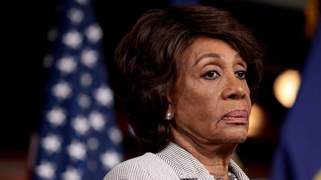 Maxine Waters Delivers Knockout Punch To Trump's Ego With Major Announcement