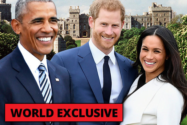 White House Erupting In RAGE After Obama Gets Invited To Royal Wedding - Trump Got DENIED
