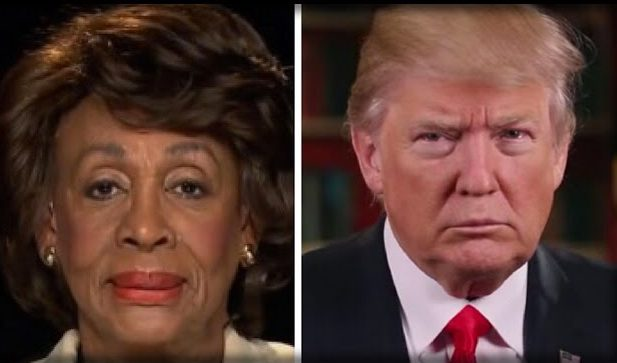 White House Furious After Maxine Waters Delivers Impassioned Statement