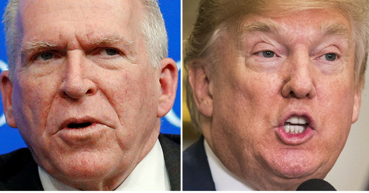 """REPORT: A Former CIA Director Calls Out Trump For Having """"An Utter Lack Of Integrity"""""""